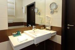łazienka nowożytna fotografia stock