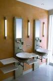 łazienka nowożytna Obraz Royalty Free