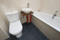 łazienka piękna zdjęcie royalty free