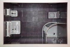 łazienka wierzchołek zdjęcia royalty free