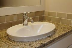 łazienka zlew zdjęcie royalty free
