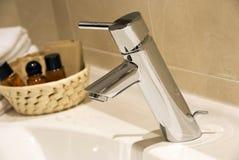 łazienki klepnięcie Zdjęcie Royalty Free