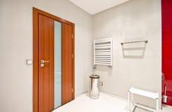łazienki nowożytny elegancki zdjęcia stock