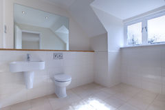 łazienki szyka minimalista zdjęcie royalty free