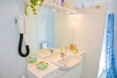 łazienki wnętrza minimalista obrazy royalty free