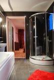 łazienki wnętrze Obrazy Royalty Free