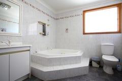 łazienki wnętrze obrazy stock