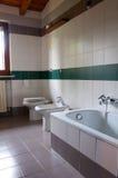 łazienki wnętrze Zdjęcia Stock