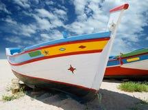 łodzi target434_1_ Zdjęcie Royalty Free