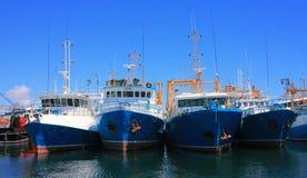 łodzi target564_1_ Zdjęcie Royalty Free