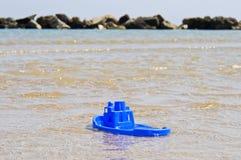 łodzi zabawka Zdjęcie Royalty Free