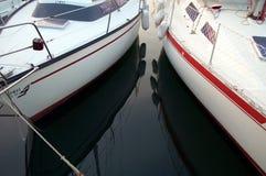 łodzie fotografia royalty free
