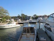Łodzie, jachty i woda, o mój boże Zdjęcia Royalty Free