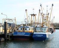 Łodzie rybackie Zdjęcia Royalty Free