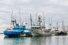 Łodzie rybackie Obraz Royalty Free