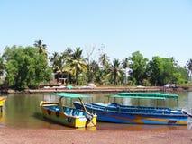 łodzie turystyczne Fotografia Stock