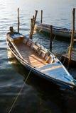 łodzie włoskie Obrazy Stock