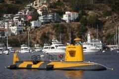 łodzik łódź podwodna Obrazy Stock