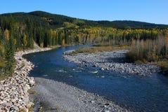 łokieć rzeka Obrazy Stock