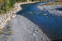 łokieć rzeka Obrazy Royalty Free