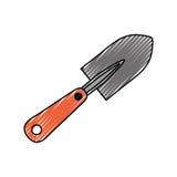 Łopaty ogrodnictwa narzędzie Zdjęcie Royalty Free