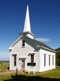 Łosia amerykańskiego strumyka kaplica Zdjęcia Stock
