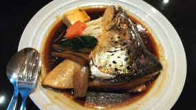 Łosoś ryba Zdjęcia Royalty Free