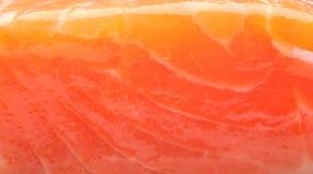 łososiowa zbliżenie tekstura Fotografia Royalty Free