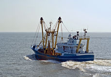 łowi statek zdjęcia stock