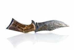 łowiecki nóż Zdjęcia Stock