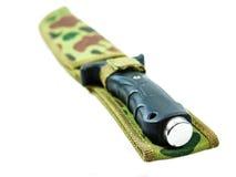 Łowiecki nóż. Obrazy Stock