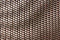 Łozinowy wyplata tekstury tło fotografia stock