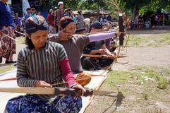 łucznictwo tradycyjny Fotografia Stock