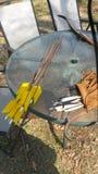 Łuczniczki wyposażenie Fotografia Royalty Free