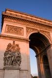łuk De Triomphe Obrazy Royalty Free