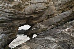 Łuk skały Obraz Royalty Free