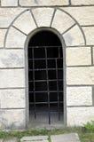łuku średniowieczny zamknięty Obrazy Royalty Free