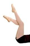 łup baletnicze nogi zdjęcia stock