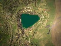 Łup jeziora rezerwa zdjęcie stock