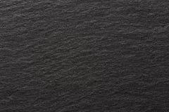 Łupku czerń na makro- Obraz Royalty Free