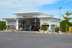 ŁUSKA i samochód naprawę paliwową i benzynową Obrazy Stock