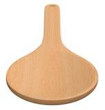 łyżka drewniana Zdjęcia Stock