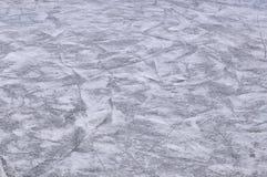 Łyżwiarski lodowy lodowisko zdjęcie royalty free