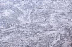 Łyżwiarski lodowy lodowisko obraz royalty free