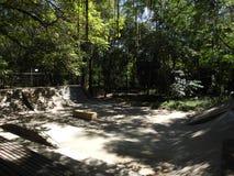 Łyżwowy park przy Rolante Obraz Stock