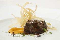 łydkowy kremowy gruli pieczeni polędwicy cukierki Obraz Royalty Free