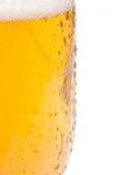 Łyknięcia Piwo Obrazy Royalty Free