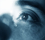 łzy obrazy stock