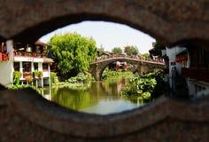 ŒShippo gammal Streetï för Shanghaiï ¼ŒChinaï ¼ ¼ Œ Fotografering för Bildbyråer