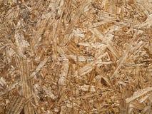 Ściśnięty woodchip prześcieradło Zdjęcie Royalty Free